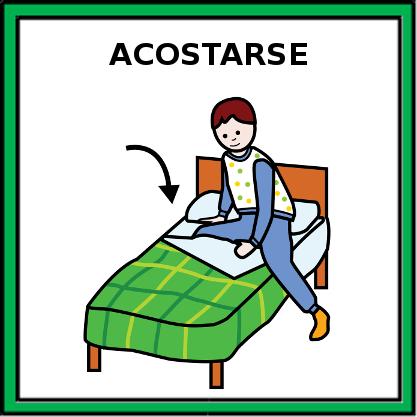 ACOSTARSE | EducaSAAC