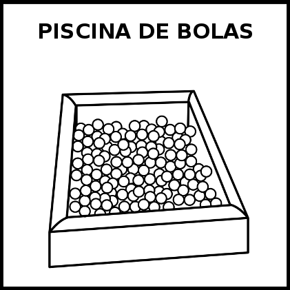 Piscina de bolas educasaac for Piscina de bolas minibe