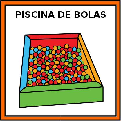 Piscina de bolas educasaac for Bolas para piscina de bolas