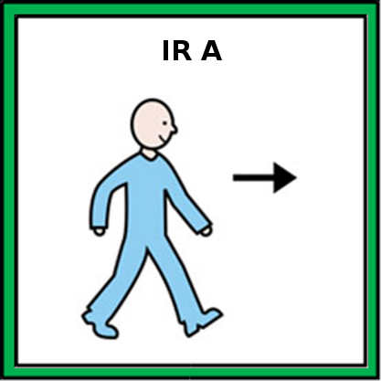 list of synonyms and antonyms of the word ir