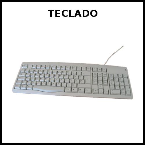 Teclado educasaac - Foto teclado ordenador ...