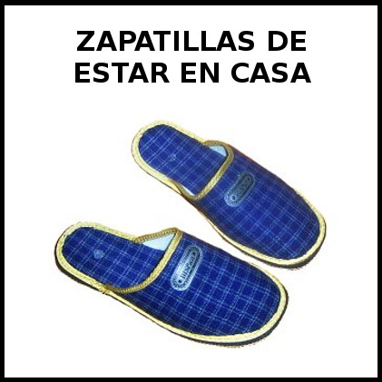 Zapatillas de estar en casa educasaac - Zapatillas de estar en casa ...