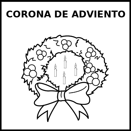 Corona De Adviento Educasaac
